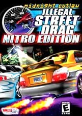 Midnight Outlaw Illegal Street Drag: