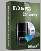 4Videosoft DVD to PS3 Converter