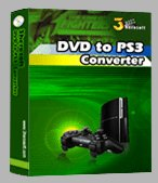 3herosoft DVD to PS3 Converter