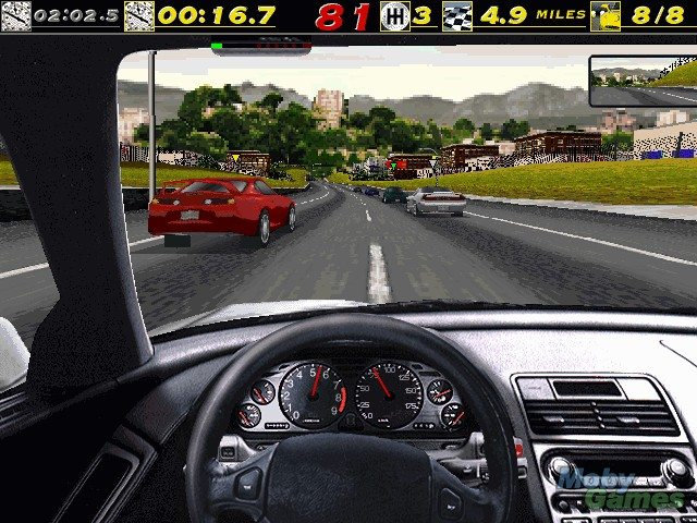 Spiel Need for Speed 2