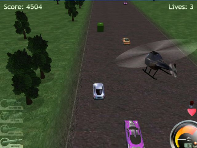 Spiel Highway Pursuit 2