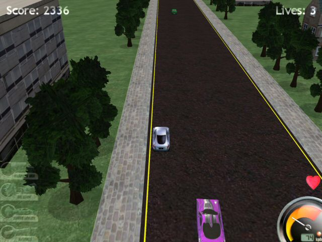 Spiel Highway Pursuit 1
