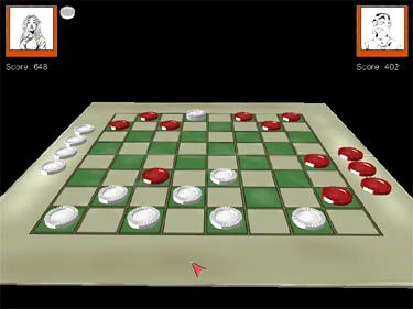 Spiel Checkers Ultimate 1