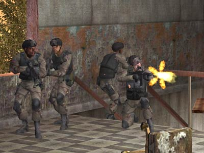 Spiel Delta Force - Black Hawk Down 4