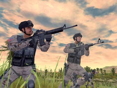 Spiel Delta Force - Black Hawk Down 3