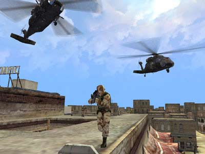 Spiel Delta Force - Black Hawk Down 2