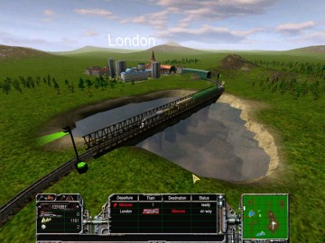 Spiel Train Empire 3