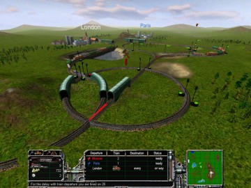 Spiel Train Empire 2