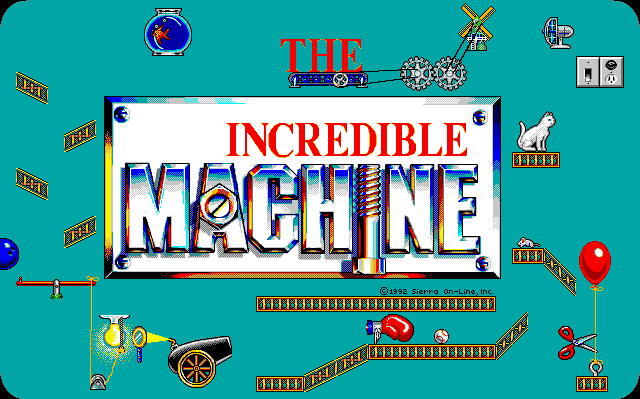 Spiel The Incredible Machine 2