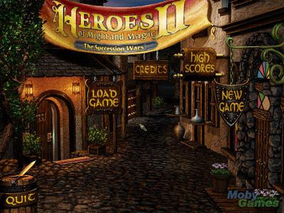 Spiel Heroes of Might and Magic 2 4