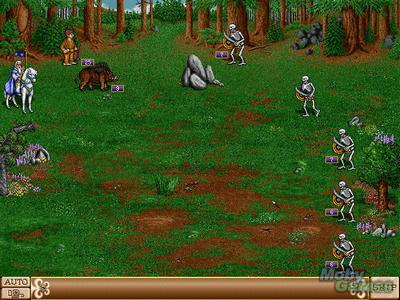 Spiel Heroes of Might and Magic 2 3