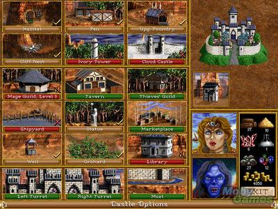 Spiel Heroes of Might and Magic 2 2