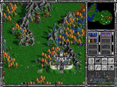 Spiel Heroes of Might and Magic 2 1