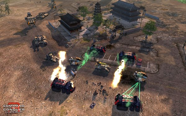 Spiel Command & Conquer : The First Decade 4