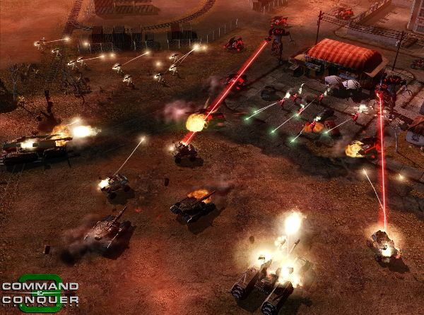 Spiel Command & Conquer : The First Decade 2