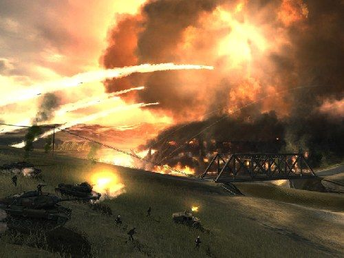 Spiel World in Conflict 1