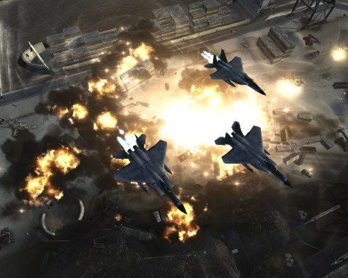 Spiel World in Conflict 3