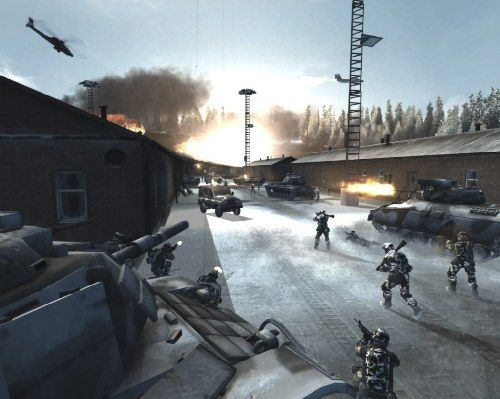 Spiel World in Conflict 4