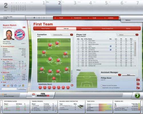 Spiel Fifa Manager 3