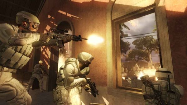 Spiel Ghost Recon Advanced Warfighter 2 3