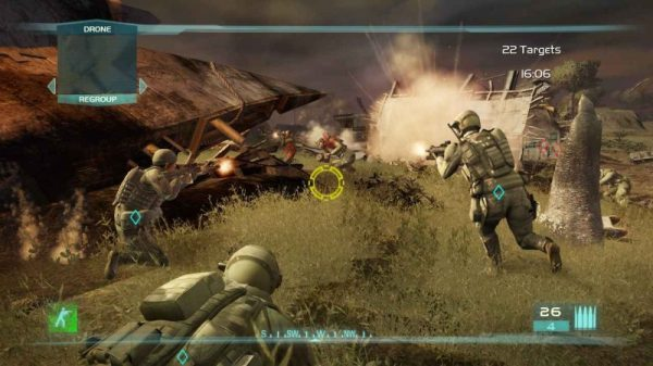 Spiel Ghost Recon Advanced Warfighter 2 2