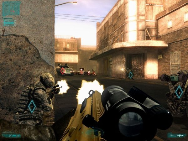 Spiel Ghost Recon Advanced Warfighter 2 1
