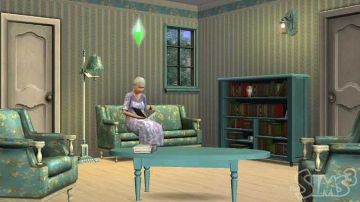 Spiel The Sims 3 4