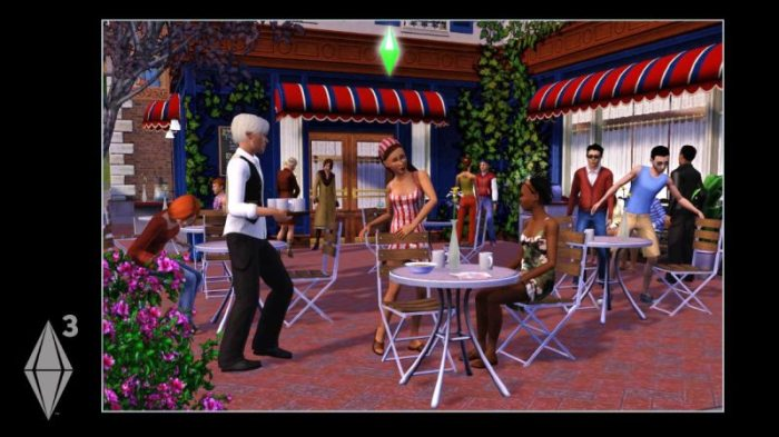 Spiel The Sims 3 2