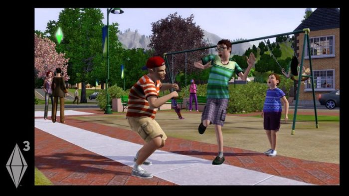 Spiel The Sims 3 1