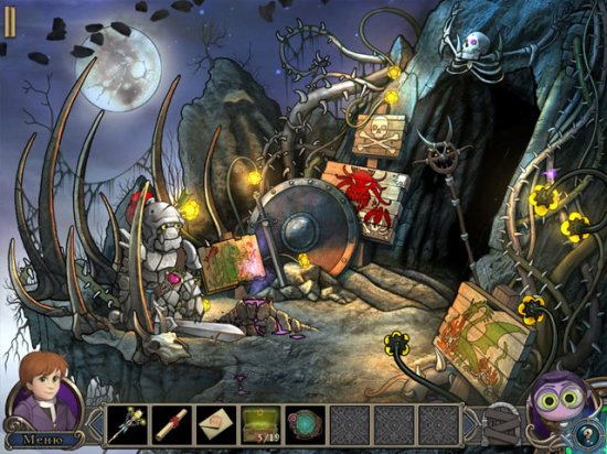 Spiel Elementals: The Magic Key 2