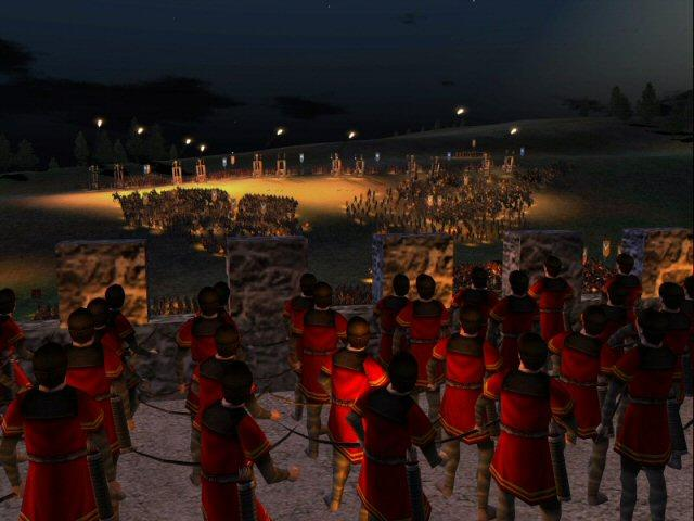 Spiel Rome Total War: Barbarian Invasion 4