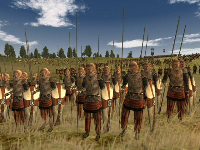 Spiel Rome Total War: Barbarian Invasion 3