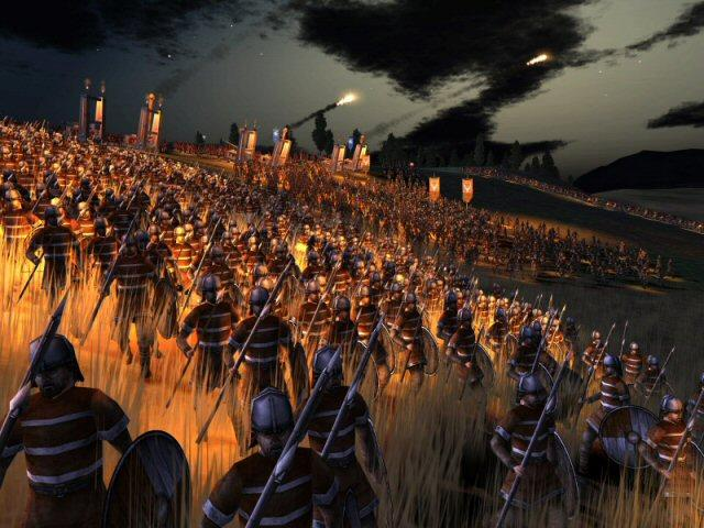 Spiel Rome Total War: Barbarian Invasion 2