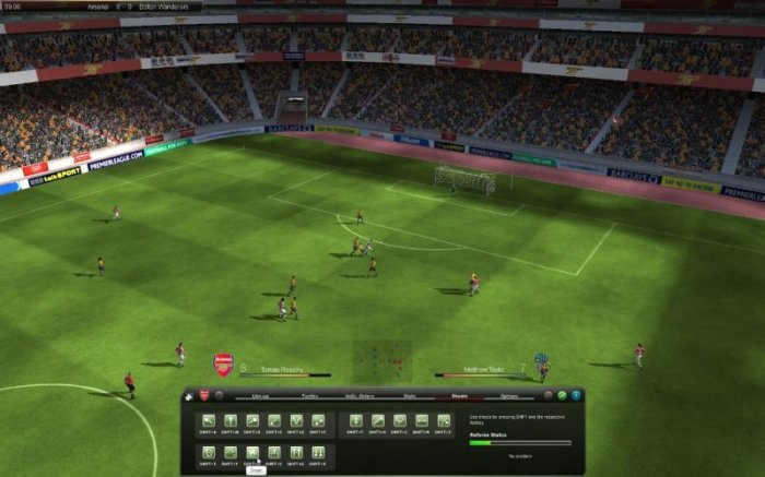 Spiel Fifa Manager 10 1
