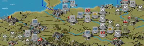 Spiel Strategic Command WWII Global Conflict 1