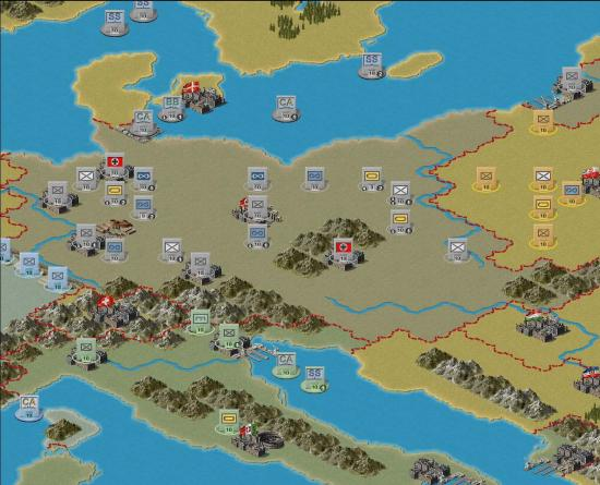 Spiel Strategic Command WWII Global Conflict 3