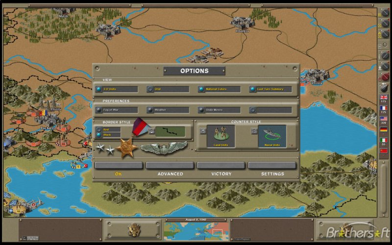 Spiel Strategic Command WWII Global Conflict 2