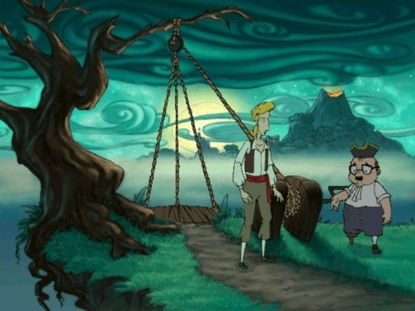 Spiel The Curse of Monkey Island 1