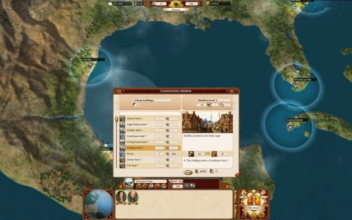 Spiel Commander: Conquest of the Americas 2