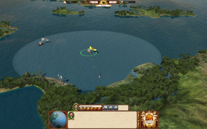 Spiel Commander: Conquest of the Americas 1