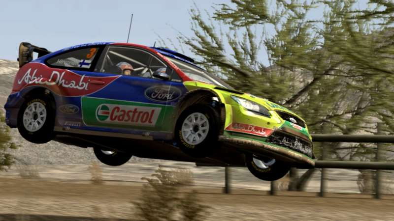 Spiel WRC: FIA World Rally Championship 4
