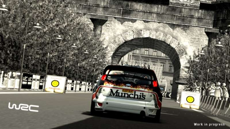 Spiel WRC: FIA World Rally Championship 3