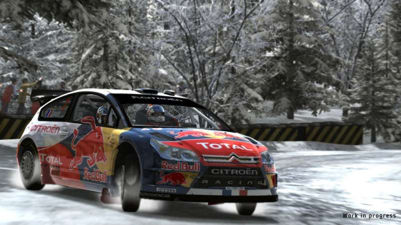 Spiel WRC: FIA World Rally Championship 2