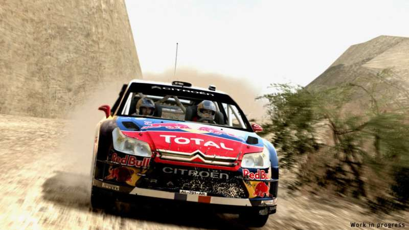 Spiel WRC: FIA World Rally Championship 1