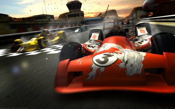 Spiel Victory: The Age of Racing 4