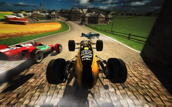 Spiel Victory: The Age of Racing 3