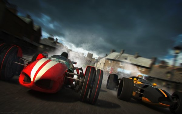 Spiel Victory: The Age of Racing 2