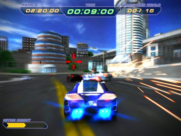 Spiel Police Supercars Racing 3