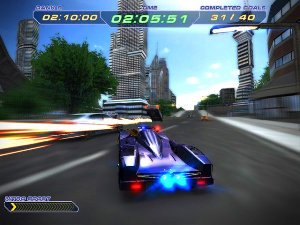 Spiel Police Supercars Racing 2