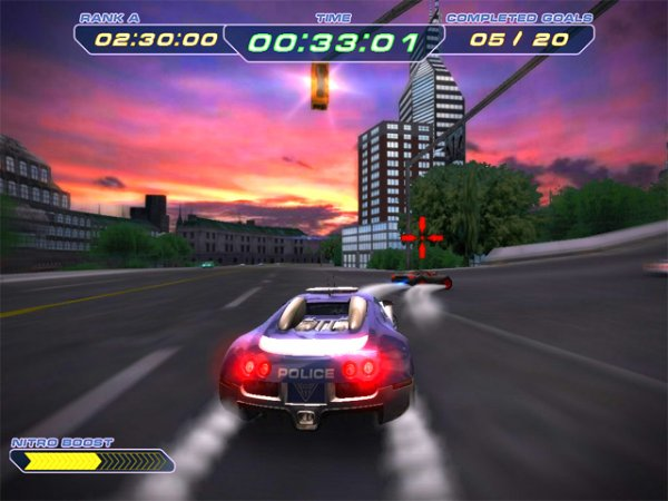 Spiel Police Supercars Racing 1